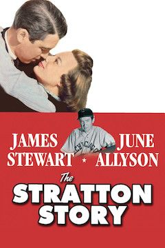 The Stratton Story movie poster.