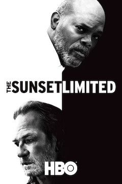 The Sunset Limited movie poster.