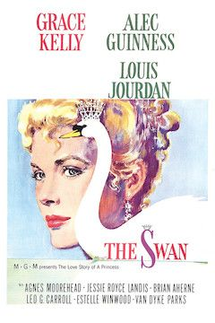 The Swan movie poster.