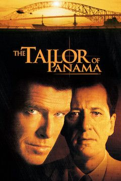 The Tailor of Panama movie poster.