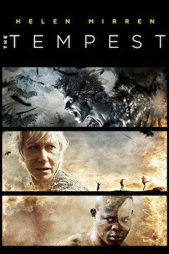 The Tempest movie poster.