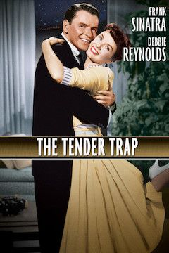 The Tender Trap movie poster.