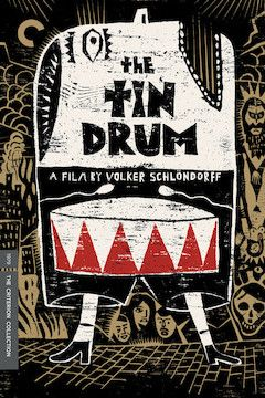 The Tin Drum movie poster.