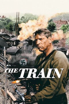 The Train movie poster.