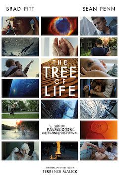 The Tree of Life movie poster.