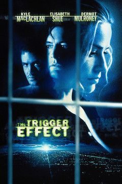 The Trigger Effect movie poster.