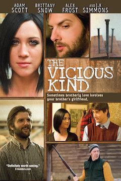 The Vicious Kind movie poster.