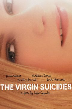The Virgin Suicides movie poster.