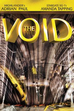 The Void movie poster.