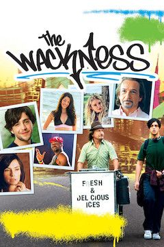 Poster for the movie The Wackness