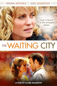 The Waiting City movie poster.