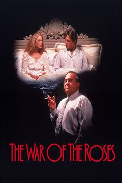 The War of the Roses movie poster.