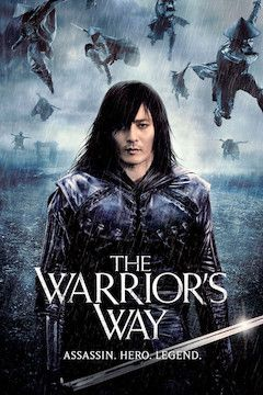 The Warrior's Way movie poster.