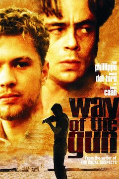 The Way of the Gun movie poster.