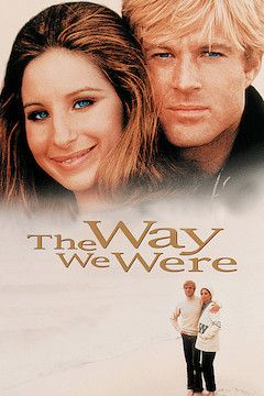 The Way We Were movie poster.