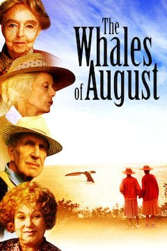 The Whales of August movie poster.