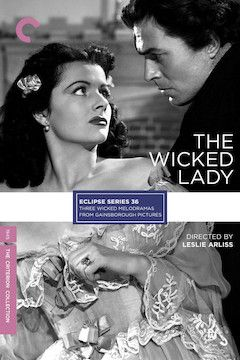 The Wicked Lady movie poster.