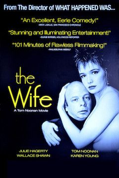 The Wife movie poster.