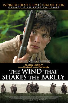 The Wind That Shakes the Barley movie poster.