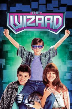 The Wizard movie poster.