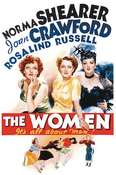 The Women movie poster.