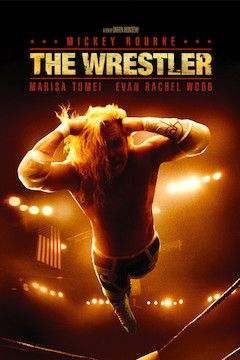 The Wrestler movie poster.