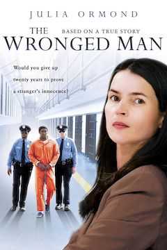 The Wronged Man movie poster.