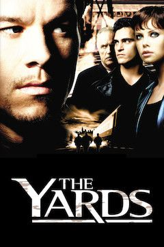 The Yards movie poster.