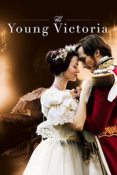 The Young Victoria movie poster.