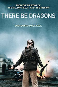 There Be Dragons movie poster.