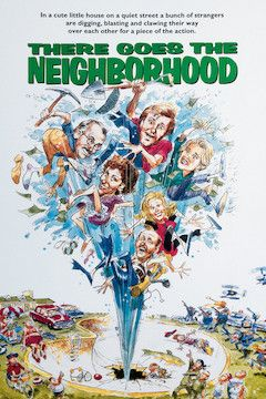 There Goes the Neighborhood movie poster.