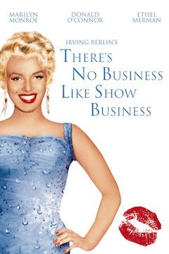 There's No Business Like Show Business movie poster.