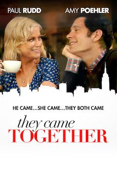 Poster for the movie They Came Together