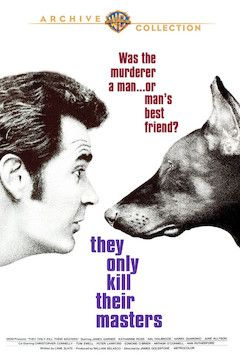 Poster for the movie They Only Kill Their Masters