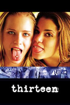 Thirteen movie poster.