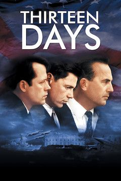 Thirteen Days movie poster.