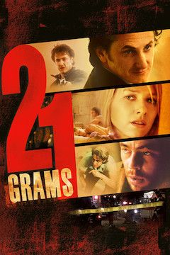 Poster for the movie 21 Grams