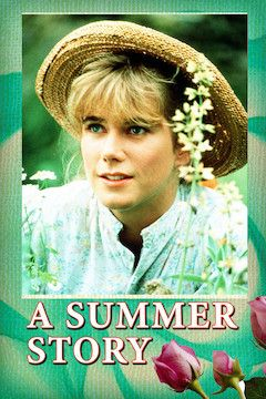Poster for the movie A Summer Story