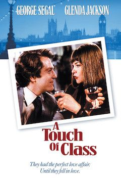 A Touch of Class movie poster.