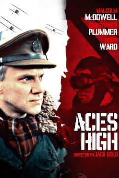 Aces High movie poster.