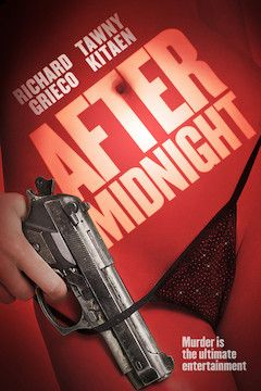 After Midnight movie poster.