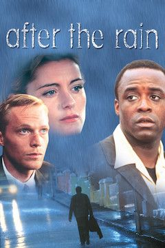 After the Rain movie poster.