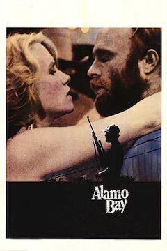 Alamo Bay movie poster.