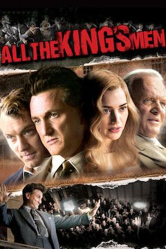All the King's Men movie poster.