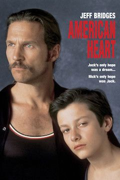 American Heart movie poster.