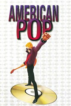 American Pop movie poster.