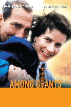 Among Giants movie poster.