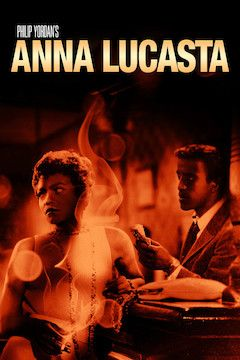 Anna Lucasta movie poster.