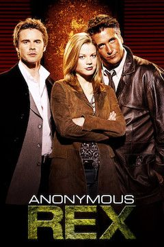 Anonymous Rex movie poster.
