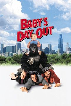 Baby's Day Out movie poster.